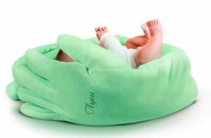 В продажу поступили подушки- позиционеры для новорожденных Луги  и Мини-Луги