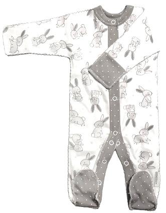 """Комбинезон """"Позитив""""  из интерлока, шов мережка,  на рост  42 см, 46 см, 50 см"""