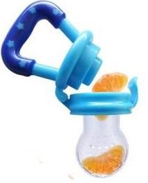 Ниблер для детского питания, голубой