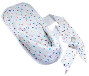 Гнездо Snuggle Up, Small, для недоношенных детей  с лямками на липучках , вес ребенка от 900 до 1350 гр