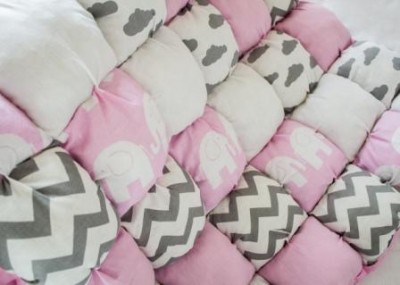 Одеяло Bombon Слоники, 120*77см