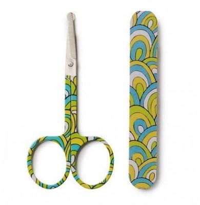 Маникюрный набор детский Happy Baby ножнички, пилочка