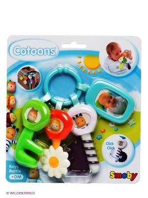 Многофункциональная игрушка Брелок с ключами SMOBY