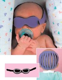 Очки для фототерапии WeeSpecs®  для новорожденных, окружность головы  >34 см